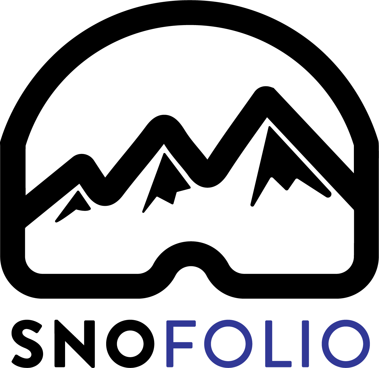 snofolio-black-stacked